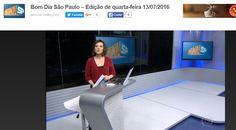 Vila Don Patto | Bom Dia SP | Rede Globo | 13.07.2016.