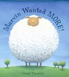 A funny tale of a little sheep, Marvin, that was not quite happy with himself. He just wasn't big enough. He couldn't run as fast or jump as...