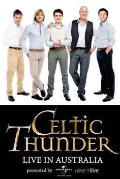 Celtic Thunder Down Under