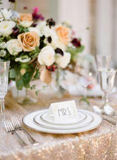 Art Deco wedding ide