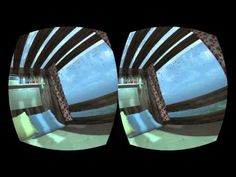 ▶ Therapeutic, relaxing rain and thunder storm, virtual reality simulation using Oculus Rift - WIP - YouTube