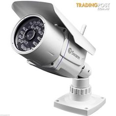 Swann ADS-460 SwannEye HD Indoor & Outdoor Wi-Fi All Weather Camera
