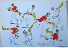Image result for Jai-Alai Art