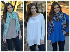 Cute and casual - Girly Girl Boutique #fashion #musthave #ootd