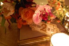 old world style wedding centerpieces | cigar box centerpieces for an old world wedding done by Kaleb Norman ...