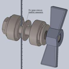 Приспособления для лобзиковых станков, их модернизация.