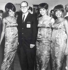 Diana Ross and the Supremes 2-4 by Black History Album, via Flickr