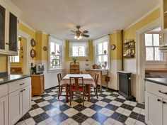 Eat in Kitchen #victorianhomes #forsale #connecticut #ctrealestate #remax