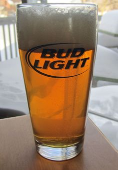 Draft beer, yum