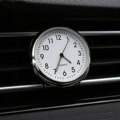 A&P--car accessories Automotive auto car luminous clock car electronic digital car quartz watch for volkswagen VW golf 4 for BMW #Affiliate