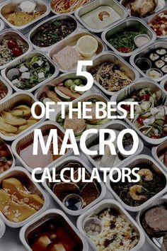 How to calculate your macros to lean out worksheets easy and keto 5 of the best macro calculators forumfinder Images