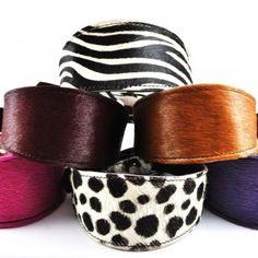 Handmade Leather Hound Collars