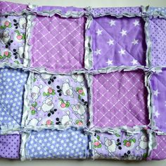 This quilt started out as a custom order and we loved it so much that we now offer it in our shop!