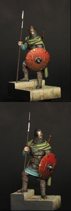 Another Saxon warrior
