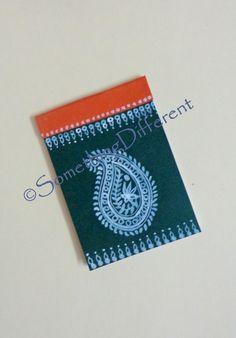 Cute Handmade Notepad