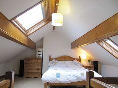 attic design ideas photos | Modern Cool & Fancy Functional: 32 Attic Bedroom Design Ideas