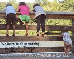Our Favorite Quotes | Activities For Children | Connection, Quotes | Play At Home Mom