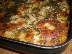 Reteta Musaca de cartofi din categoria Mancaruri cu legume si zarzavaturi Romanian Food, Romanian Recipes, Lasagna, Quiche, Macaroni And Cheese, Food And Drink, Vegan, Dishes, Cooking