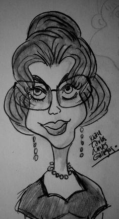 Quick sketch #30segundos #fast #quick #retro #vintage #retrocartoon #girl #menina #sketch #skizze #esboço #dessin #drawing #artwork #artblog #juancarlosnieves #trazos #líneas #lapiz #grafito #pencil #croquis #bosquejo #artastherapy #instadoodle #doodle #instadrawing #woman