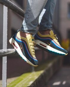 Nike Air Max 1 97 VF SW Sean Wotherspoon Do You Love It    551cfde35e62