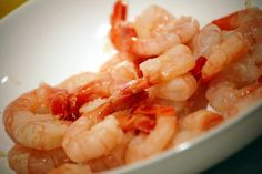 Kuchnia Bazylii: Czosnkowe krewetki z ryżem