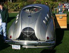 1936 Stout Scarab (rear view)