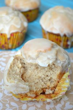 Old-Fashioned Doughnut Muffins.  The Savvy Kitchen