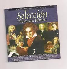 http://medina.uco.es/record=b1169933~S6*spi Contiene Traviata, La : el brindis (03,11 min.) / Giuseppe Verdi. Barbero de Sevilla, El : obertura (7,27 min.) / Gioachino Rossini. Madame Butterfly : Un bel Di (3,33 min.) / Giacomo Puccini. Carmen : suite Nº1 (12,46 min.) / Georges Bizet. Cascanueces, El, Op. 71 (4.19 min.) / Piotr Illich Tchaikovsky. Bolero (15,44) / Maurice Ravel  en 1 disco compacto sonoro (47,00 min.)