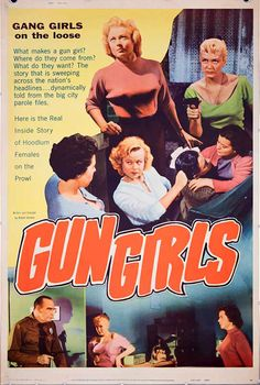 Particularly lurid exploitation film posters of the 50s, 60s and 70s | Dangerous Minds