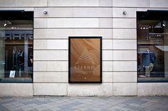 Poster Eternel - insitu - atelierdubarbu.com #bible #eternity #poster #affiche #design #minimaliste #vector #dieu #bible #jesus #verset #inspiration #chrétien