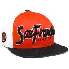 new concept 9ab44 18773 Men s San Francisco Giants New Era Orange Black Snapitback Block 9FIFTY  Adjustable Hat, Your