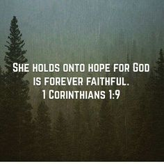 HOPE #faith #faithful #scripture