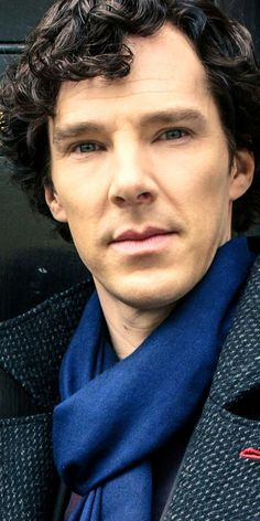 Sherlock. this pic is like he is looking at you, deducing everything about you..