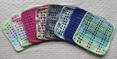 All Free Crochet, Double Crochet, Easy Crochet, Free Knitting, Irish Crochet, Cotton Crochet, Crochet Lace, Crochet Hearts, Crochet Towel