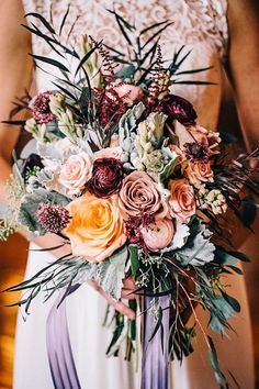wedding bouquet; photo: VUE Photography
