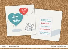 Lara & Martin's wedding invite  www.nooievents.co.za Invite, Wedding Invitations, Paper, Image, Wedding Invitation Cards, Wedding Invitation, Wedding Announcements, Wedding Invitation Design