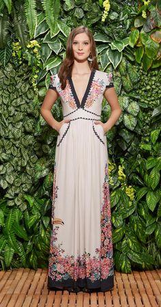 Só na Antix Store você encontra Vestido Longo Pantanal com exclusividade na internet