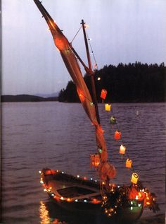 tommyhilfiger:    A magical sailboat, as imagined by Tim Walker.