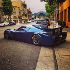 Maserati MC12 Corsa in Monterey
