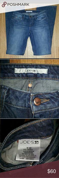 FINAL SALE Joe's Jeans Honey Bootcut PRICE IS FIRM  Excellent condition  Size 28 W Inseam 35 Joe's Jeans Jeans Boot Cut