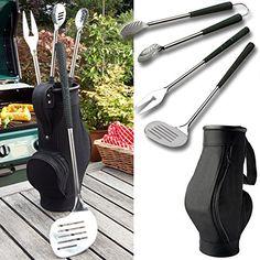 UK Golf Gear - 3 Piece BBQ Golf Bag