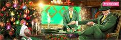 Zählen Sie mit Mr Green die Tage bis zum neuen Jahr runter und Sie haben täglich die Chance, Bargeld-Preise zu gewinnen.  http://www.spielautomaten-kostenlos.com/nachrichten/jeden-tag-bargeld-gewinnen  #mrgreen #onlinespielautomaten #roulette #