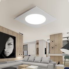 Super thin Modern LED Ceiling lights Creative Minimalism Square ceiling Lamp lamparas de techo Bedroom living room dining room-in Ceiling Lights from Lights & Lighting on Aliexpress.com | Alibaba Group