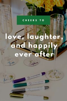 The Original Wine Glass Writer Stays on for life of party Washes off with soap and sponge Certified non-toxic, all pens conform to ASTM – D4236 Chilled wines? Write above pour line Won't smudge off, dries in 1-3 minutes