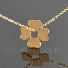 Złoty naszyjnik gwiazd KONICZYNKA    424,00 zł Indeks:  NA346A