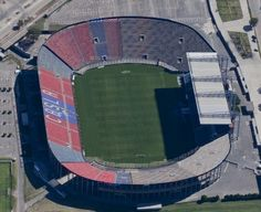 Club Atlético San Lorenzo de Almagro Football Stadiums, Ac Milan, American Football, Madrid, Around The Worlds, San, World Football, Fields, Buenos Aires