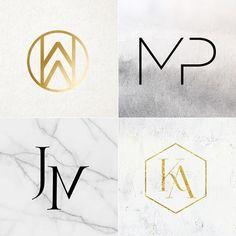 LOGOS + MONOGRAMS / Let us brand you! Custom wedding or event logos + monograms now available on our site - get on it! Monogram Logo, Initials Logo, Monogram Design, Wedding Logo Design, Wedding Logos, Wedding Designs, Wedding Cards, Wedding Events, Weddings