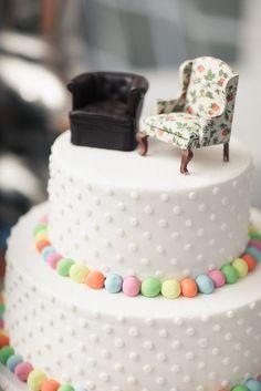 Muñecos de torta originales a la enésima potencia