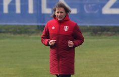 Gareca, seguro, le harán daño a los cafetaleros - Ricardo Gareca, entrenador de la Selección de Perú, habló en conferencia de prensa sobre el duelo de este jueves ante Colombia, por la primera fech...