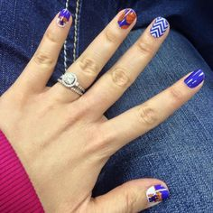 GO CATS!!! These are the perfect nails for any member of the BBN. Are your nails ready for March Madness?  Find your UK nails here:  http://amykimsue.jamberrynails.net/product/kentucky-wildcats#.VM7mLIg8KK0